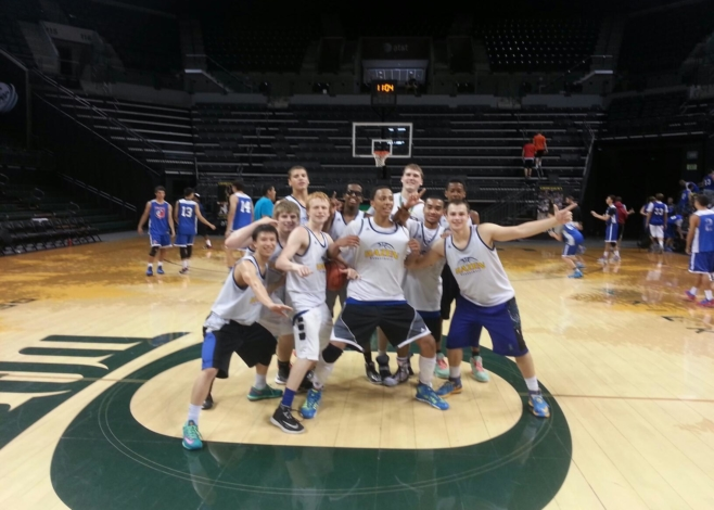 Hazen Varsity at U of Oregon